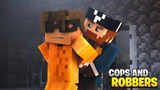 Minecraft Cops and Robbers: CAVEMANFILMS JOINS KLUB ICE?!