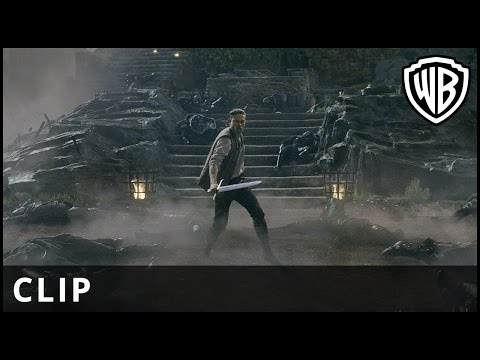 King Arthur: Legend of the Sword (Clip 'Determined to Die')