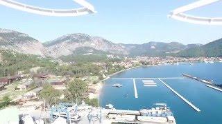 Gocek Turkey  city photos : AIRVIEW OF GOCEK TURKEY