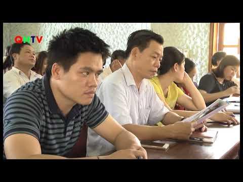 Truyền hình Quỳ Hợp ngày 03-8-2018
