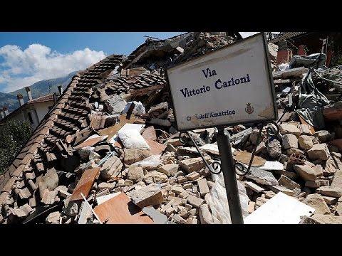 Ιταλία: Το Ακουμόλι βρέθηκε στο επίκεντρο του φονικού σεισμού