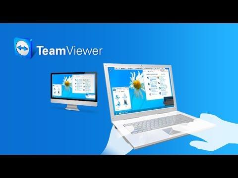 Windows Tutorial / TeamViewer 10 (german)