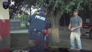 Policjant ratuje 3-letnie dziecko przeprowadzając skuteczną resuscytacje…