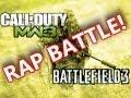COD VS BATTLEFIELD - RAP BATTLE (feat. JT MACHINIMA)