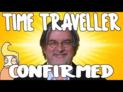 Proof That Matt Groening is a Time Traveller (The Simpsons conspiracy Theory)