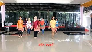 Video Girl From Priangan - Line Dance MP3, 3GP, MP4, WEBM, AVI, FLV Juni 2018