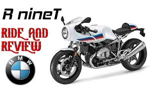 8. Ride and Review - BMW R nineT Racer!