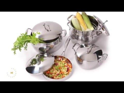 Giới thiệu Thiết bị bếp Malloca