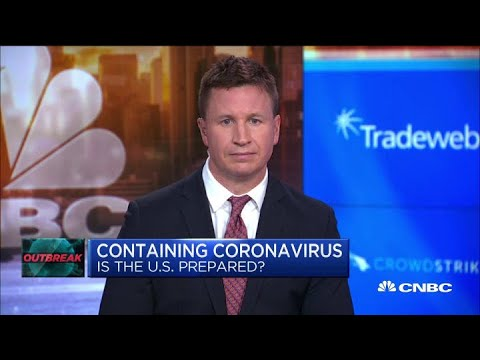 US isn't testing enough for coronavirus, epidemic expert says