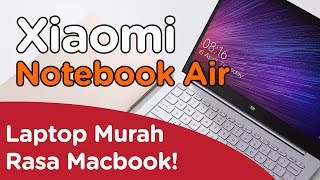 Xiaomi Mi Notebook Air Review  Notebook Murah Saingan Macbook!?Pingin punya macbook tapi duit ngepas dan lebih suka pake windows. Ini dia jawabannya! Xiaomi Mi Notebook Air! Laptop dari xiaomi yang mirip banget sama macbook air dari Apple. Dengan harga yang jauh lebih murah dan spesifikasi yang ga kalah kuat. Xiaomi Mi Notebook air jadi saingan berat Macbook air di tahun 2017 ini.Cari Xiaomi Mi Notebook Air dengan harga termurah disini:https://www.telunjuk.com/jual?q=Mi+notebook&searchTJK_general_m=1&utm_source=youtube&utm_medium=comment&utm_content=search-results-mi-notebook&utm_campaign=youtube-campaignCari tahu selengkapnya di video ini.Xiaomi Mi Notebook Air Specs:Screen size 12.5 Inch (16 : 9)Display Size 276.5mm x 155.6mmFrame Size 5.71mmScreen Resolution 1920 x 1080 (176 ppi)Display Technology FHDScreen type IPSSystemOperating System Windows 10 HomeCPU 6th Intel Core M3-6Y30, Dual Core, 1.51GHz~2.2GHzGPU Intel HD Graphics 515Graphics Type Integrated graphicsRAM 4GB, LPDDR3 1866MHzROM 128GB, SATA SSD 535MBsExternal Memory Reserved SSD card slot for hard disk expansionCommunicationWiFi Connectivity Intel 2x2 dual antennas, support 2.4Ghz and 5GHz;802.11 ac, compatible with 802.11 b/g/n;Speed up to 867Mbps maxBluetooth V4.1OTG YesHDMI YesCamera Front 1.0MP (Support 1280 x 720 video talking)Media SupportedVideo Output Support 3-screen display and dual 4K video playback: support 2 external 4K-resolution devices with full HD display, three screens display different contents.Audio Format MP3/WMA/WAV/APE/AAC/FLAC/OGGPicture Format JPG/BMP/PNG/GIFEbook Format UMD/TXT/PDF/HTML/RTF/FB2Speaker / MIC Built-in AKG Speaker/MicrophoneInterfacesInterfaces 1 x USB-C slot, 1 x USB 3.0 slot, 1 x HDMI slot, 1 x 3.5mm earphone jackOther FeaturesSensor G-sensorKeyboard Full size backlight keyboard, 1.3mm key process, 3nit brightness. Glass touch panel.Other Features Skype: SupportedYoutube: SupportedSpeaker: SupportedMIC: SupportedPowerBattery Type 7.4V/5000mAhBattery / Run Time (u