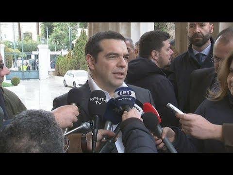 Αλ. Τσίπρας: Ιστορική μέρα για την Ελλάδα και τα Βαλκάνια