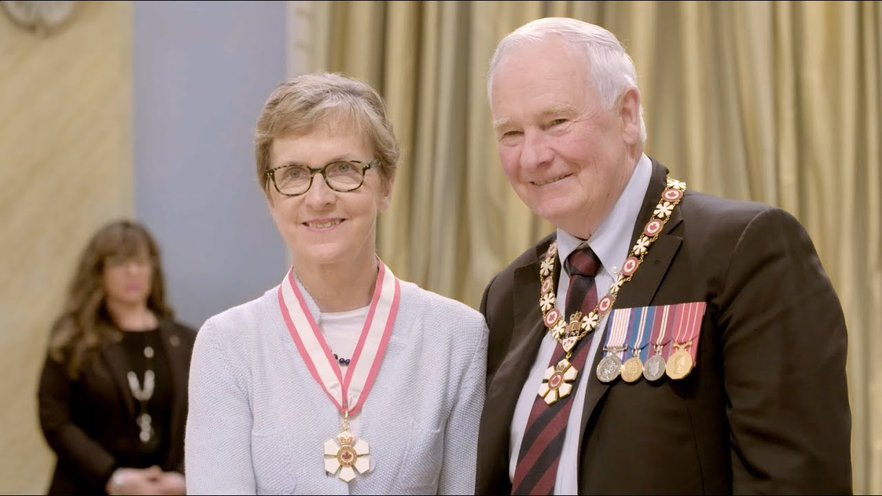 """""""Smarter"""" Story Update: Dr. Janet Rossant appointed as a Companion of the Order Of Canada"""