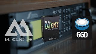 Axe Fx's ML USA Djent Cab Pack by ML Sound Lab, based on a Mesa™ 4x12 Recto® Oversize Slant Cabinet. Here I'm showing...