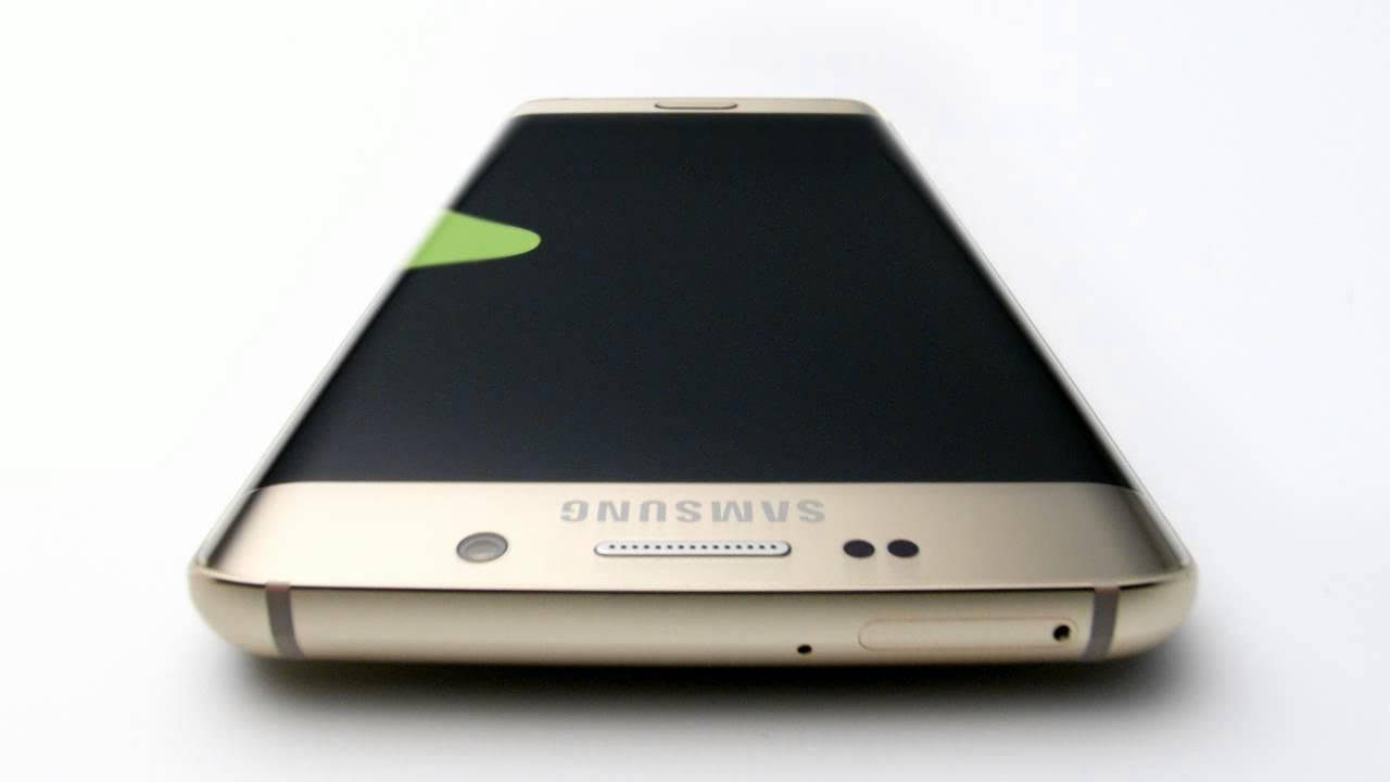 Samsung Galaxy S6 edge + (30s)