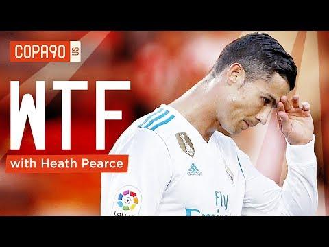 Video: Ronaldo, Real Madrid Fall Out Of La Liga Title Race | Walk Talk Football