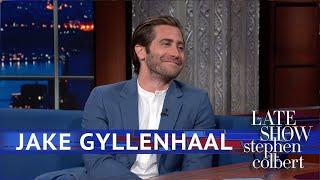 Video Is Jake Gyllenhaal Dropping Tom Holland For Stephen Colbert? MP3, 3GP, MP4, WEBM, AVI, FLV Juli 2019
