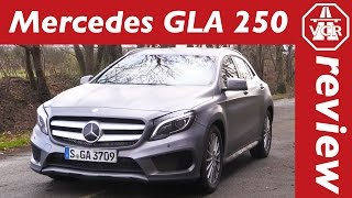 2015 Mercedes-Benz GLA 250 4MATIC - In Depth Review, Full Test, Test Drive by Video Car Review
