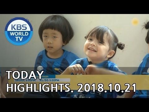 Today Highlights-The Return of Superman/Two Days and One Night/My Only One E19-20[2018.10.21]