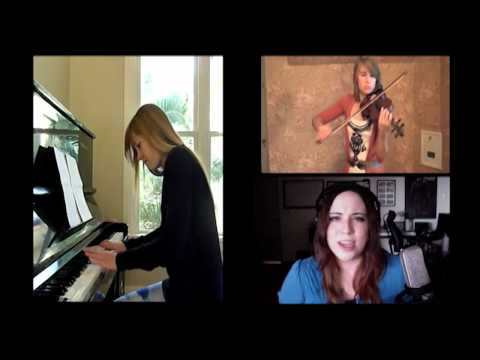 malufenix - Thank you so much for watching! It was awesome to work with Taylor and Lara on this cover. :D Fear Not This Night, written by Jeremy Soule, is a song from th...