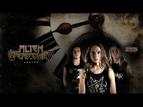ALIEN WEAPONRY - Urutaa (Official Music Video)