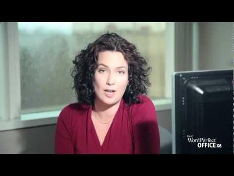 Video 2 de WordPerfect: Reveal Codes en WordPerfect (en inglés)