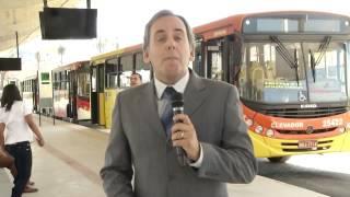 VÍDEO: Inauguração do novo Terminal Metropolitano de Sarzedo