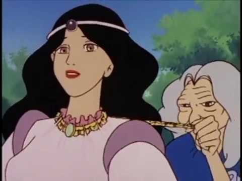Old Cartoon || The Fairy Tale Princess Collection Snow White ( Full Movie)