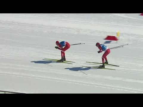 ЧР-2021 по лыжным гонкам. Тюмень. 30 марта. Мужчины. 15 км. Победа Мальцева и шикарный серебряный финиш Якимушкина