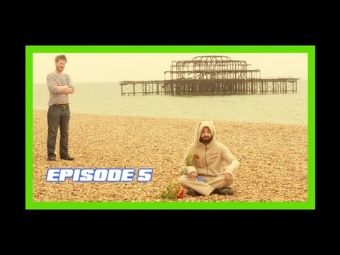Charles & Eddie Episode 5: Holiday - UK SKETCH COMEDY - WONDERDOG