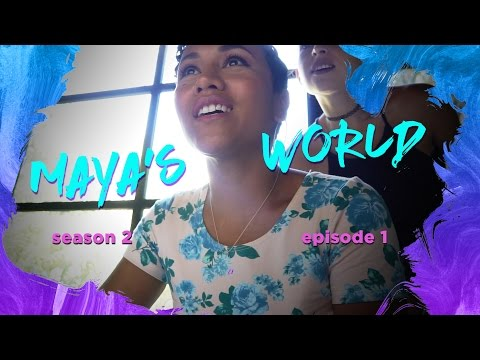 On the Road for 6 Months. Mayas World Vlog Season 2 Ep. 1 (видео)