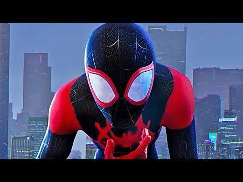 Трейлер Человек-паук: Через вселенные / Spider-Man: Into the Spider-Verse