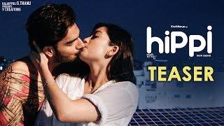 Hippi Movie Teaser | Karthikeya | Digangana Suryavanshi | Jazba Singh | TN Krishna