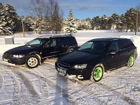 Volvo xc70 или subaru фотка