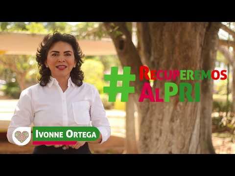 La mejor forma de celebrar al PRI es con su militancia: Ivonne Ortega