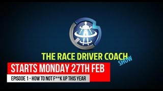 The Race Driver Coach Show Teaser