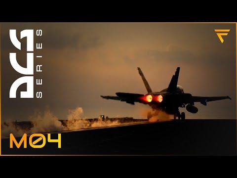 MERCS 04 - F18 - Como tiro al blanco