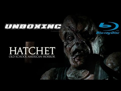 Unboxing Hatchet (Unrated Director's Cut) [Blu-ray] HD [1080p]