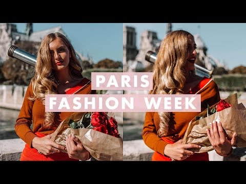 Short hair styles - GRWM: Paris Fashion Week