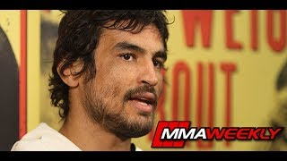 Kron Gracie: The Gracie name is like a gift and a curse (UFC on ESPN 1) by MMA Weekly