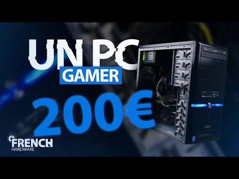 200€ PC GAMER PAS CHER !