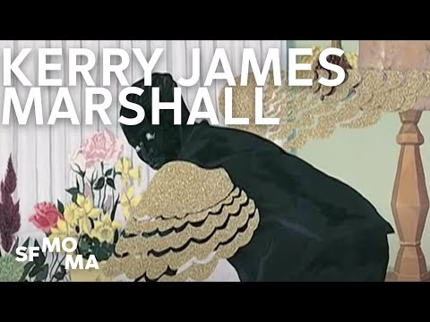Still image from Kerry James Marshall: Relationship to Art History