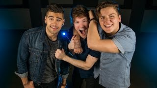 Shut Up and Dance - Walk The Moon Cover by Tanner Patrick, Rajiv Dhall & Andrew Bazzi
