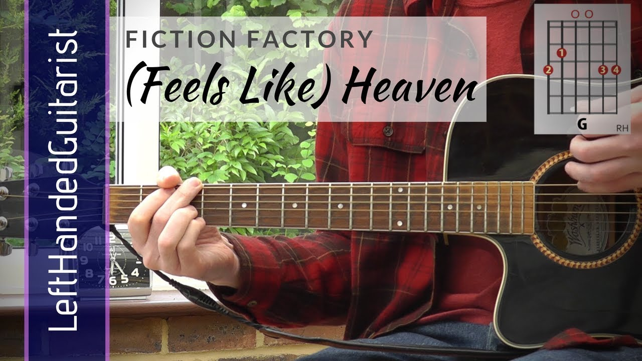 Fiction Factory – Feels Like Heaven | acoustic guitar lesson