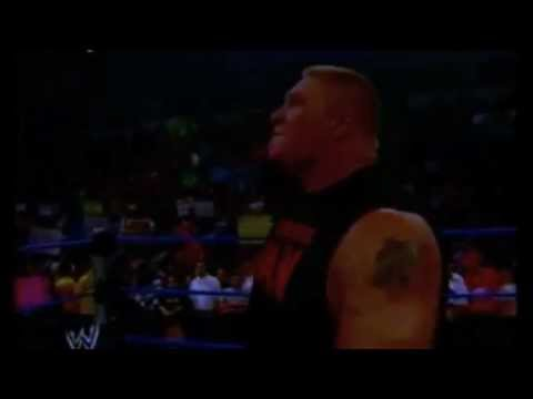 The Undertaker returns to confront Brock Lesnar!