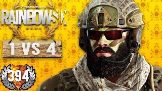 3 gegen 5 - Marbossa neuer Blackbeard Main?! | Rainbow Six Siege