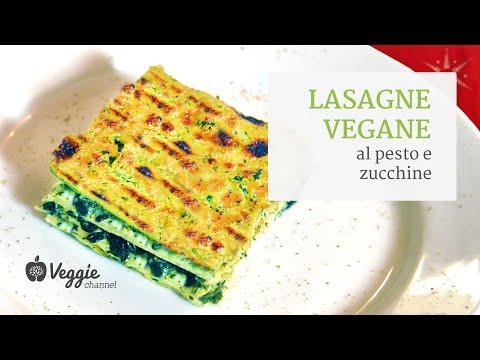 come personalizzare delle lasagne, facendole diventare vegane