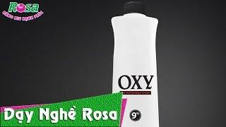 Nhuộm tóc - Dung dịch oxy trợ nhuộm nâng tông và hạ tông