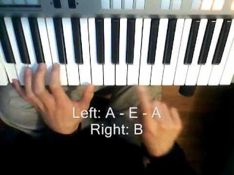 Tutorial: Sad piano melody - Farewell by Chi Wai