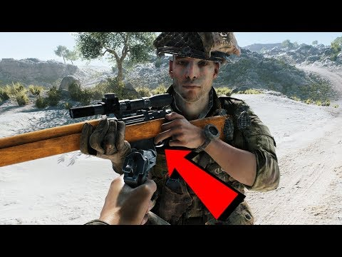 10 INSANE Details In Battlefield V