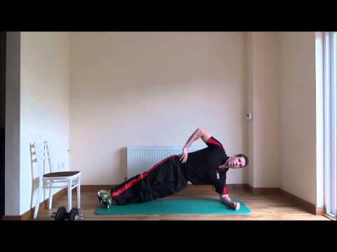 In Home Training Part 4 Mid-Section